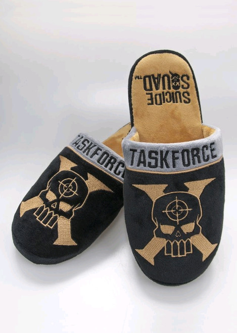 Suicide Squad - Taskforce X Mule Slippers 5-7-GVY91375