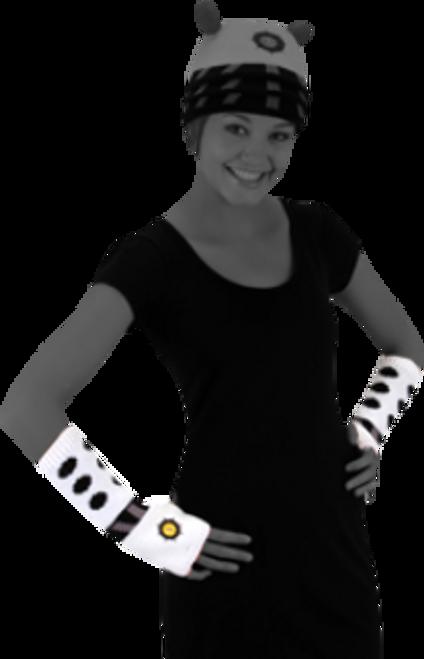 Doctor Who - Dalek Arm Warmers (White)-ELO431650