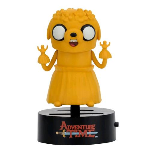Adventure Time - Jake-Solar Powered Body Knocker-NEC12170