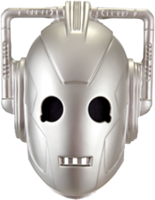 Doctor Who - Cyberman Vacuform Mask-ELO444370