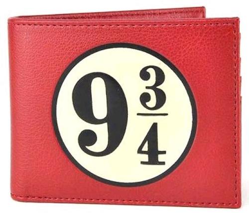 Harry Potter - Platform 9 3/4 Wallet-HMBWALBHP01