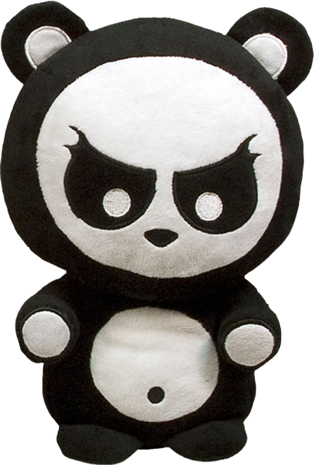 "Angry Panda - 10"" Plush-TOY3266"