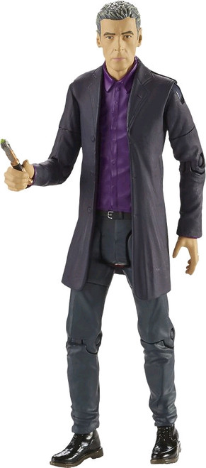 Doctor Who - Twelfth Doctor in Purple Shirt Action Figure-CHA05993