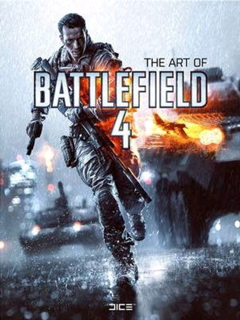 Battlefield 4 - The Art of Battlefield 4 Hardcover Book-TIT16928