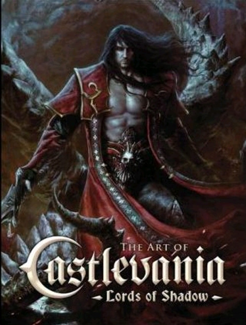 Castlevania - The Art of Castlevania Hardcover Book-TIT16895