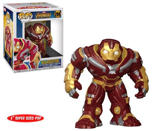 "Avengers 3: Infinity War - Hulkbuster 6"" Pop! Vinyl -FUN26898"