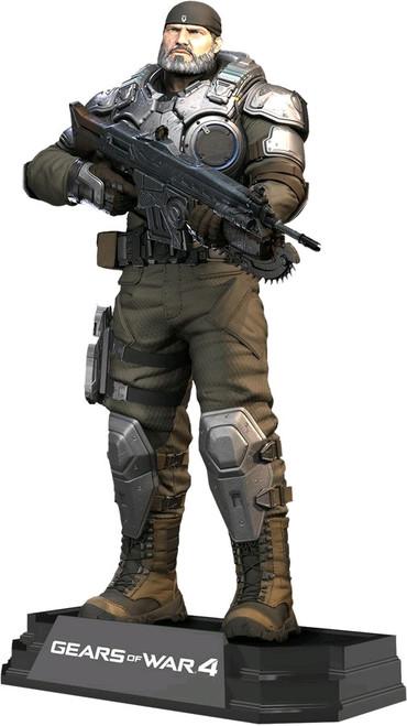 "Gears of War 4 - Marcus 7"" Action Figure-MCF12017"