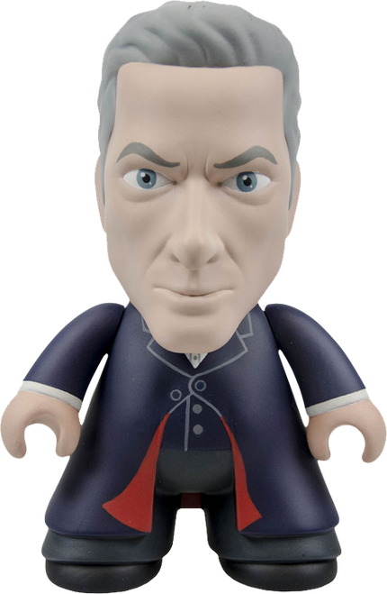 "Doctor Who - 12th Doctor Titans 6.5"" Vinyl Figure-TITDWV-PCD6-001"