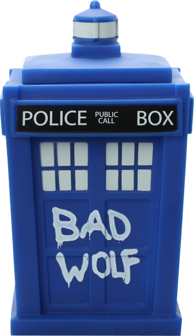 "Doctor Who - Bad Wolf TARDIS Titans 6.5"" Vinyl Figure-TITDWV-BAD6-001"