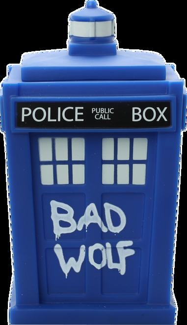 "Doctor Who - Bad Wolf TARDIS Titans 6.5"" Vinyl Figure-TITDWV-BAD6-001"