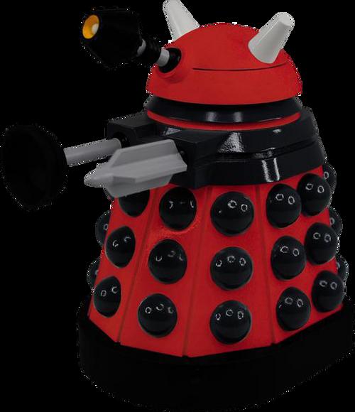 "Doctor Who - Drone Dalek Titans 6.5"" Vinyl Figure-TITDWV-DRON-001"
