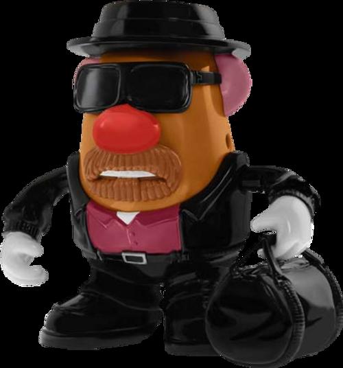 Breaking Bad - Heisenberg Mr. Potato Head-PPW02834