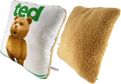 "Ted - 14"" Pillow with Sound-CTN93322"