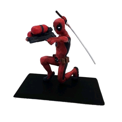 Deadpool - Kidpool Metal Miniatures-FAC408165