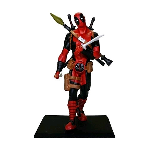 Deadpool - Deadpool Metal Miniatures-FAC408163
