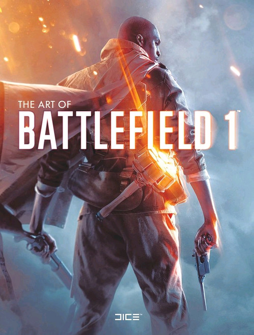 Battlefield 1 - The Art of Battlefield 1 Hardcover Book-DHC30-839