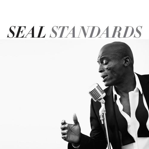 Seal-Standards (Deluxe Version-Bonus Tracks)-CD-Brand New/Still sealed