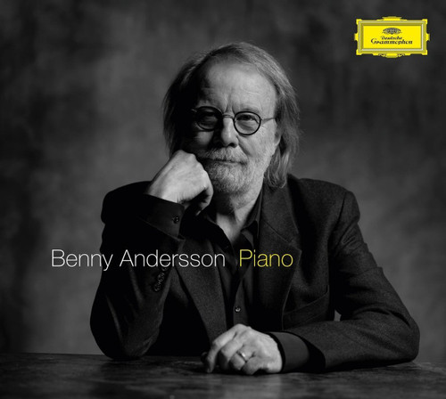 BENNY ANDERSSON-Piano-CD-Brand New/Still sealed