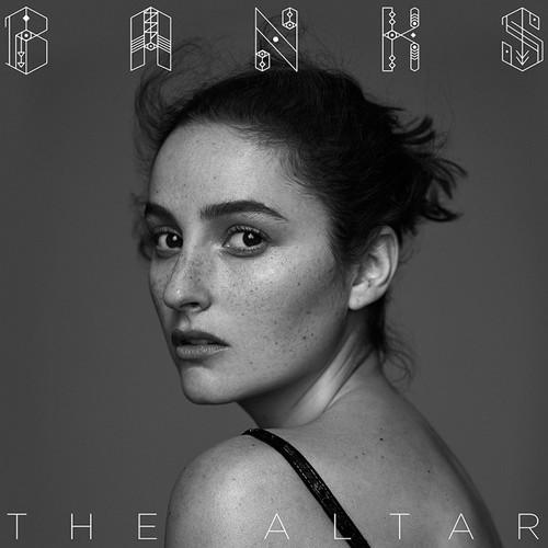 BANKS-The Altar-CD-Brand New/Still sealed