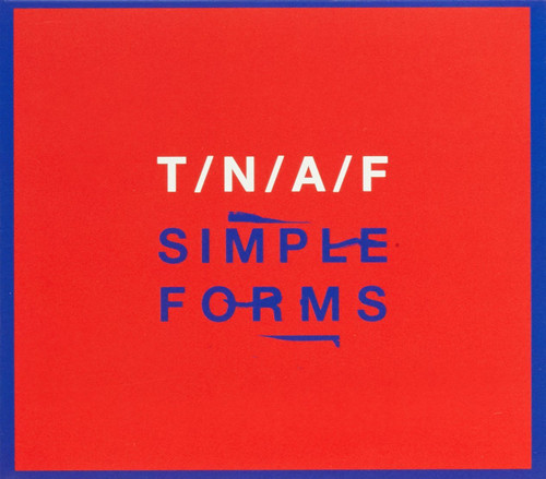 The Naked And Famous-Simple Forms-CD-Brand New/Still sealed