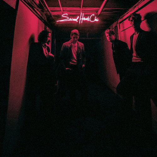 FOSTER THE PEOPLE -SACRED HEARTS CLUB-CD-Brand New/Still sealed