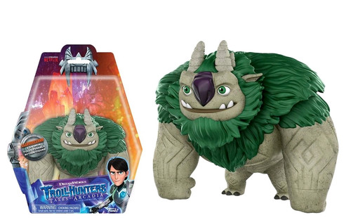 Trollhunters - Aaarrrgghh!!! Action Figure [RS]-FUN13159