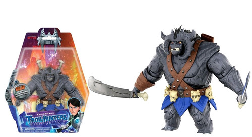Trollhunters - Bular Action Figure [RS]-FUN13161