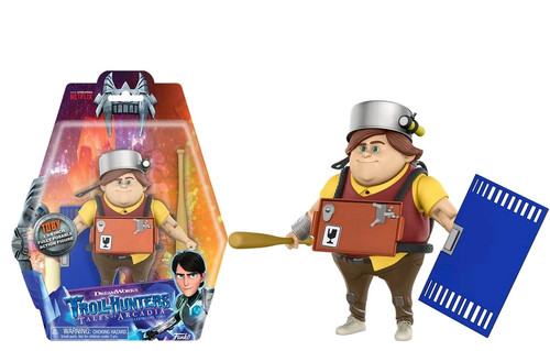 Trollhunters - Toby Action Figure [RS]-FUN13158