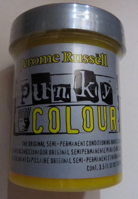 Punky Colour-RED WINE-100ml HAIR DYE Jerome Russell- New/Sealed-Punk