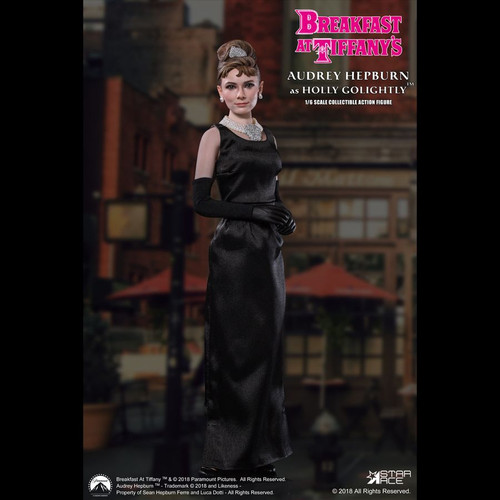 "Breakfast at Tiffany's - Holly Golightly 12"" 1:6 Scale Action Figure-SATSA0051"