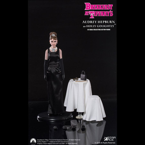 "Breakfast at Tiffany's - Holly Golightly Deluxe 12"" 1:6 Scale Action Figure-SATSA0050"