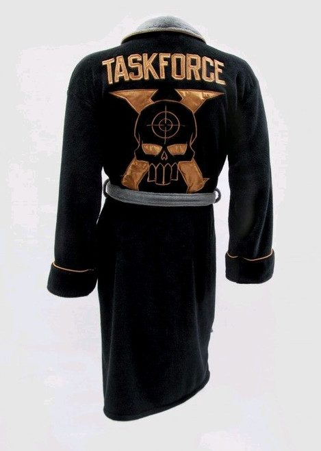 Suicide Squad - Taskforce X Hoodless Robe-GVY91332