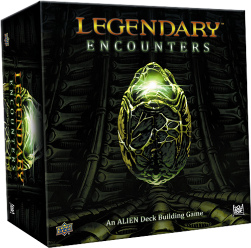 Legendary Encounters - An Alien Deck-Building Game-UPP82438