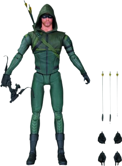 Arrow - Arrow Season 3 Action Figure-DCCSEP150339