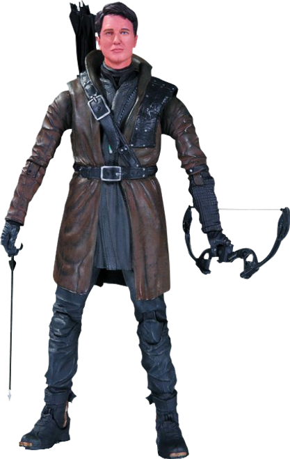 Arrow - Malcolm Merlyn Action Figure-DCCSEP150340