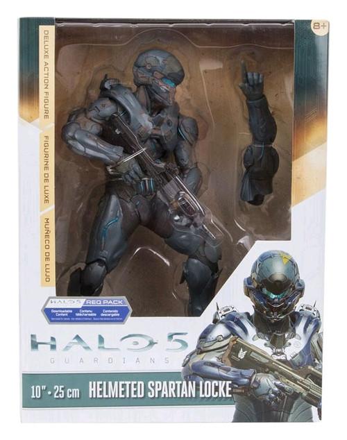 "Halo 5: Guardians - Guardians Spartan Locke 10"" Action Figure-MCF19179"