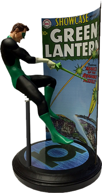 Green Lantern - Showcase #22 Premium Motion Statue-FAC408330