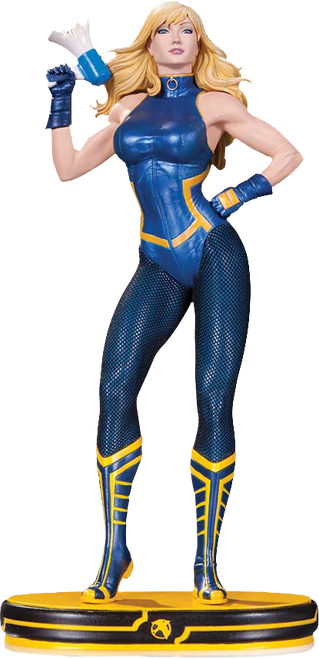 DC Cover Girls - Black Canary Statue-DCCJUL150350