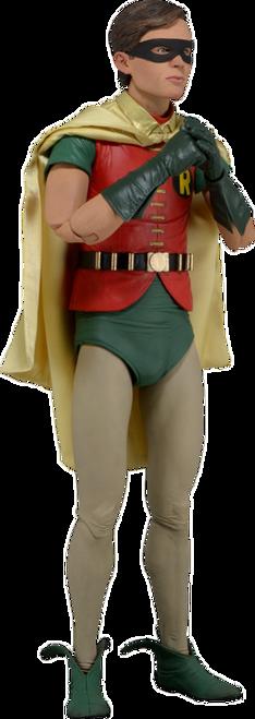 Batman - Robin (Burt Ward) 1966 1:4 Scale Action Figure-NEC61407