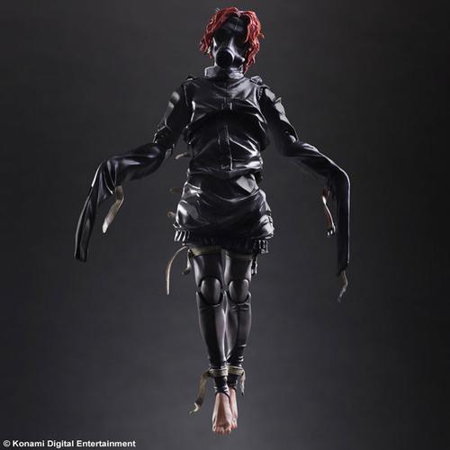 Metal Gear Solid V - Tretij Rebenok Play Arts Action Figure-SQU81633