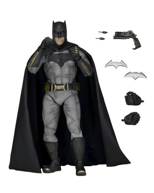 Batman v Superman: Dawn of Justice - Batman 1:4 Scale-19 Inch Action Figure-NEC61434