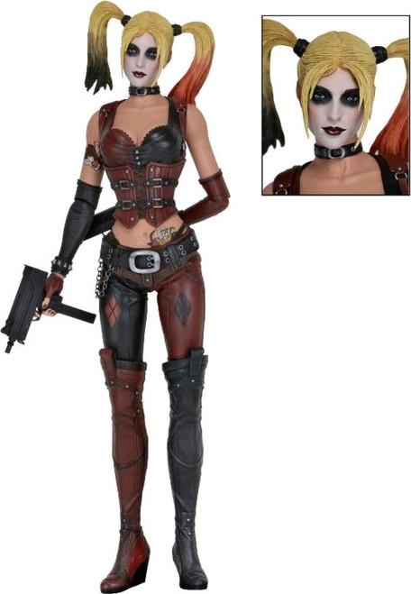 """Batman: Arkham City - Harley Quinn 18"""" 1:4 Scale Action Figure-NEC61436"""