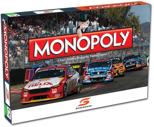 Monopoly - Supercars Edition-WIN002275