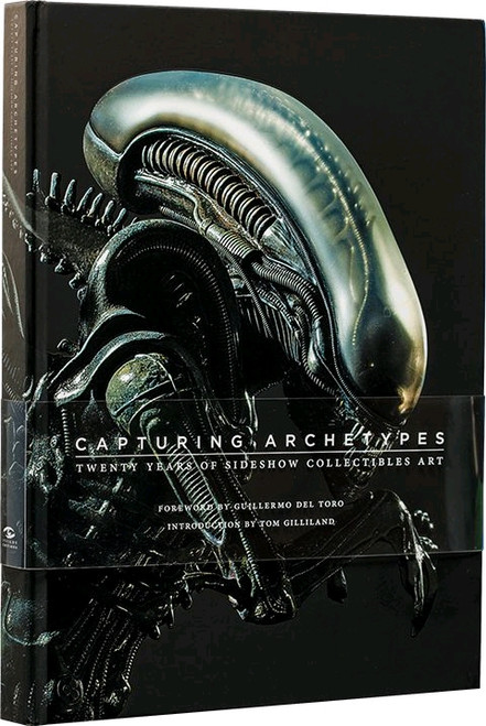 Sideshow: Capturing Archetypes - Hardcover Art Book-SID500228