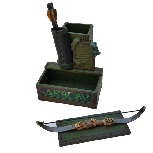 Arrow - Pen and Paper Clip Holder-ICH1534