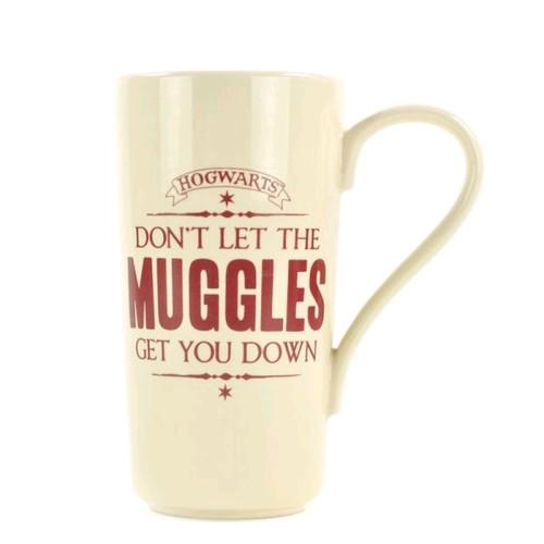 Harry Potter - Muggles Latte Mug-HMBMUGLHP01
