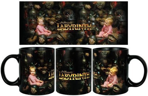 Labyrinth - Baby Toby & Goblins Mug-IKO1041