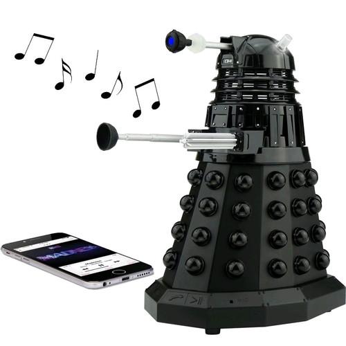 Doctor Who - Dalek Sec Wireless Bluetooth Speaker-MAAMDBLK