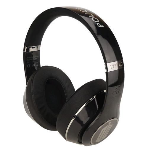 Doctor Who - Logo Wired Headphones-MAAMDWWHP
