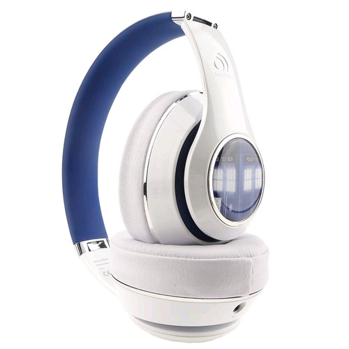 Doctor Who - TARDIS Wired Headphones-MAAMTWHP